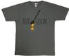 Charcoal Grey Buy Local Honey T-shirt