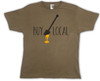 Coyote Brown Buy Local Honey T-shirt