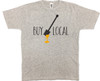 Athletic Grey Buy Local Honey T-shirt
