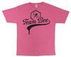 Team Bee Pink T-shirt