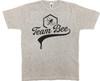 Team Bee Athletic Grey T-shirt