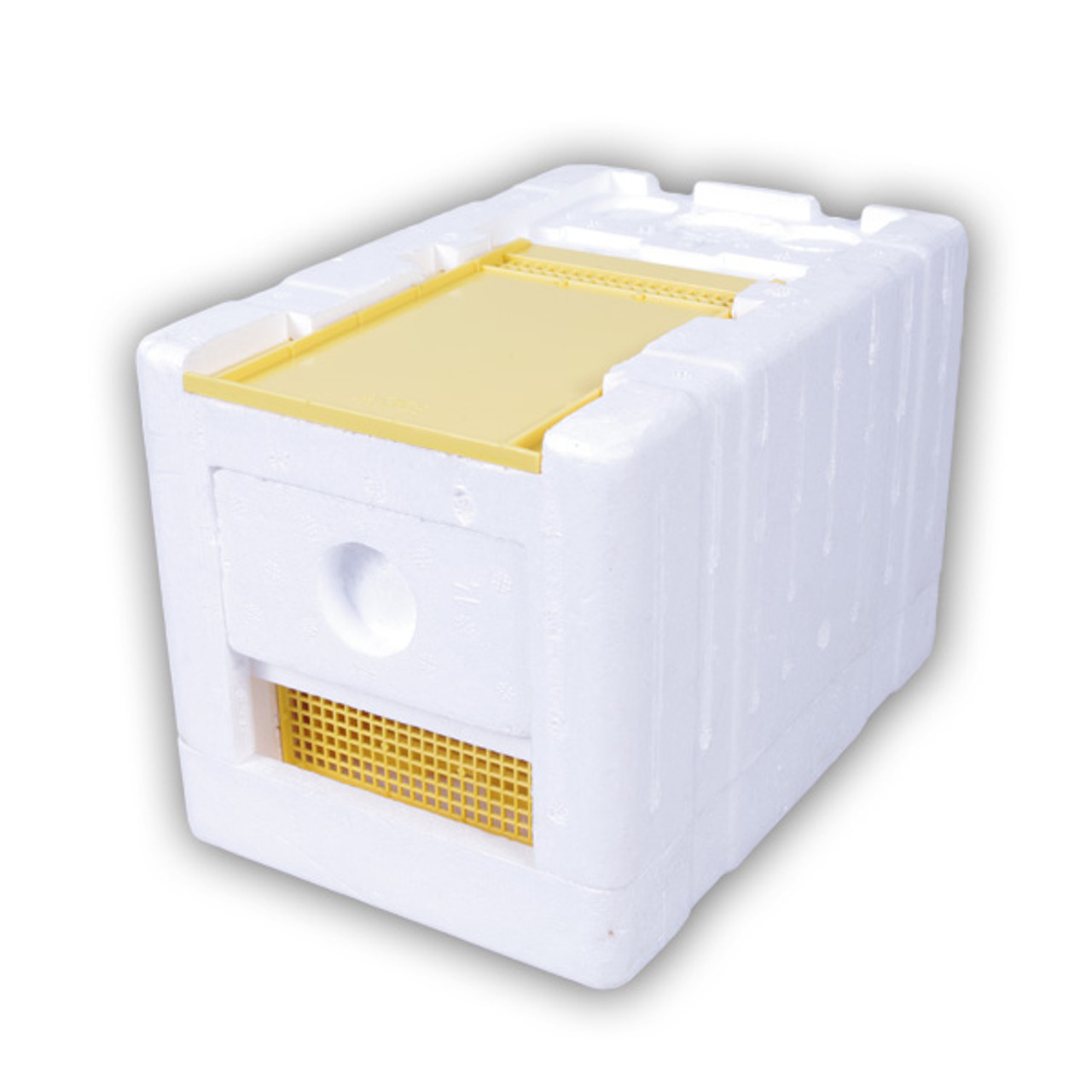 Beekeeping Beehive Entrance Gates for a Poly Nuc x 12