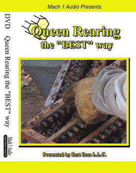 "Queen Rearing the ""BEST"" Way DVD [QRDVD]"