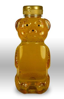 24 oz. wt. Plastic Panel Bear (case of 50) [PBR-24]