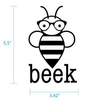 beek (available in white or yellow design only)