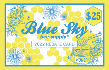 $25.00 Gift Card (valid in 2022 only)