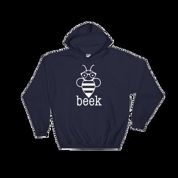 Beek Hoodie (white design)