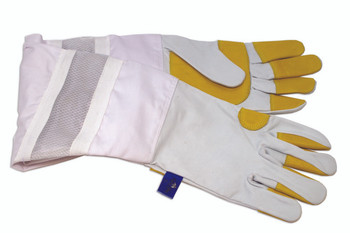 deluxe heavy duty leather gloves