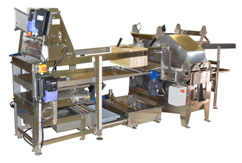 Bee World Inline Extraction System (27 Frame Extraction Line)