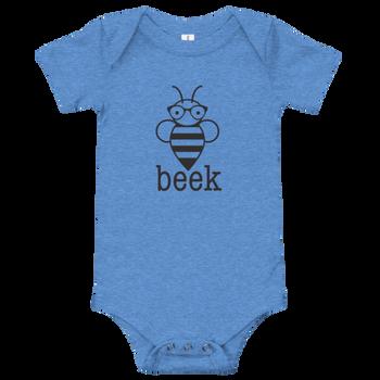 Baby Onesie - Beek BLK