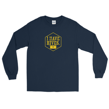 I Have Hives Long Sleeve T-Shirt