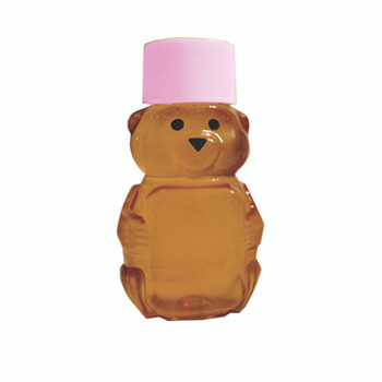 2 oz. Plastic Bears (case of 160 or 800 w/Caps) [PBR-2]