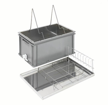Hobby Uncapping Bin (Polo tray)