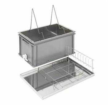 Hobby Uncapping Bin (Polo tray)