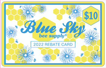 $10.00 Gift Card (valid in 2022 only)