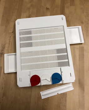 Hive Doctor™ Bottom Board (10 Frame) [HD-BB10]
