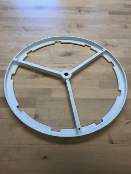 Top Plastic Support Reel for 9 Frame Extractor Basket