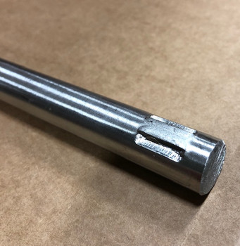Central Shaft for 9, 18 and 21 Frame Extractors