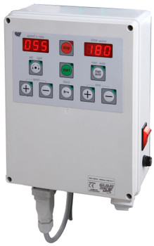 Control panel for SAF motor