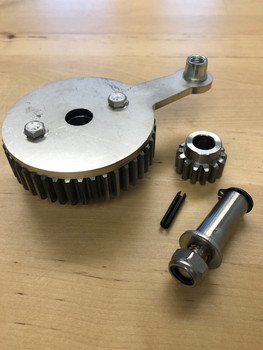 Gears for TOP CRANK Compact and Compact Deluxe Extractors