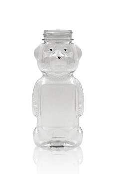 12 oz. wt. Plastic Panel BEARS (case of 50) [PBRN-12]
