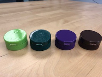SALE  38mm Flip Top Caps (imperfect)