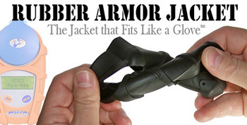Rubber Armor for Digital Refractometer