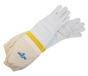 lightweight leather gloves