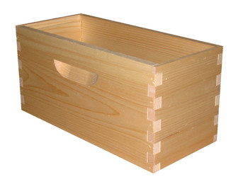 5 Frame WOOD Nuc Body (unassembled)