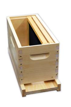 5 Frame WOOD Deep Nuc Kit (unassembled)