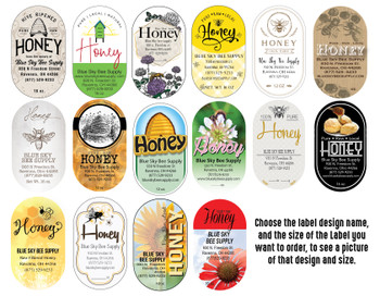 Stock labels