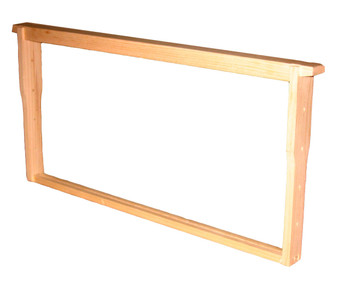 Deep WOOD Frames (unassembled) [DFR-10 / DFR-100]