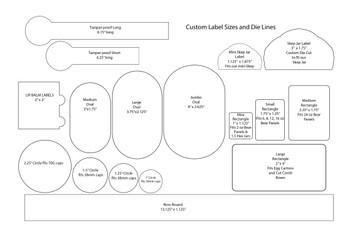 Full Color Custom Labels (Your Design)