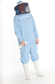 Lightweight Retro Deluxe Full Suit in blue [RR101]