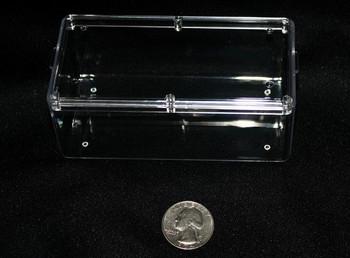 Half size cut comb box