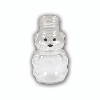 2 oz. plastic honey bear