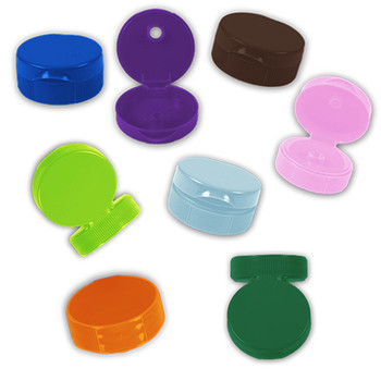 38mm Flip Top Rainbow Cap Sampler
