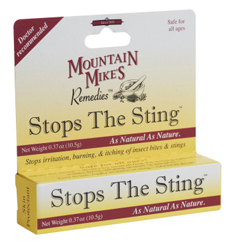 Stops the Sting [STS]