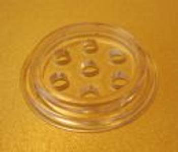 Jenter Round Front Cover Plug