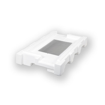 Polystyrene 6 Frame Nuc Screened Bottom Board [PNB]