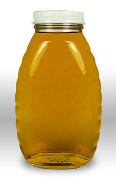 16 oz. wt. Glassic Classic Honey Jar