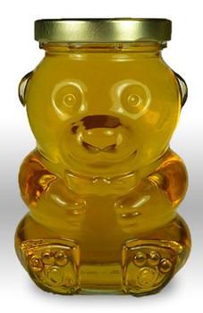 12 oz. wt. Glass Bears (265 ml) (12 ct case w/58mm LUG lids) [GB-12]