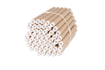 "Spring Mason Bee Guard Tubes and Inserts 6"" (50 count) [M9205]"