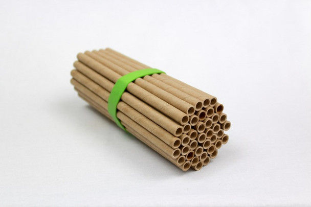 Leafcutter Bee Tubes - 6mm (50 count) [M9201]