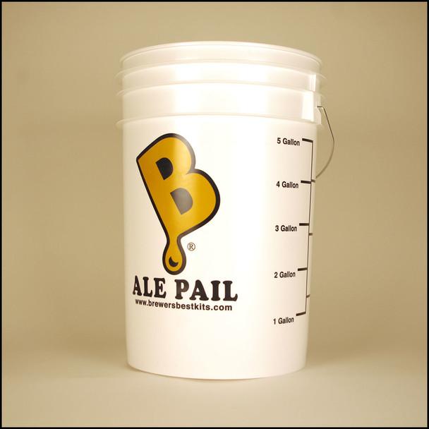 Ale Pail 6.5 Gal Fermenting Bucket [5104-BB]