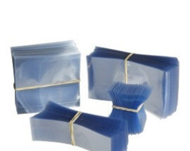 43mm Shrink Bands (clear) pack of 100