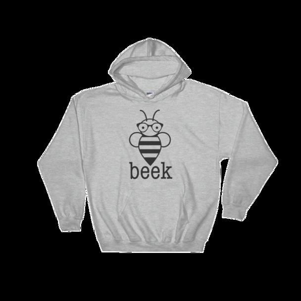 Beek Hoodie (black design)