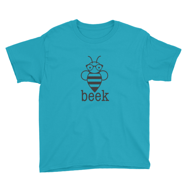 Youth Short Sleeve T-Shirt - Beek BLK
