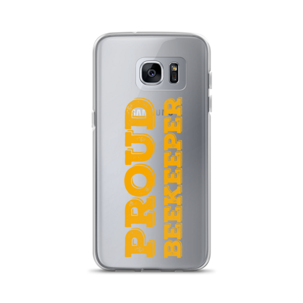 Samsung Case - Proud Beekeeper - GLD