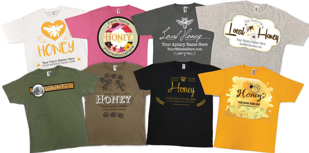 Customizable Marketing T-shirts